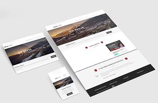 Criação de Site de Ademar Campos