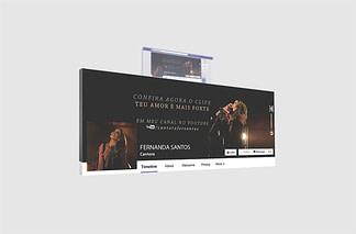 Criação de Branding de Fernanda Santos